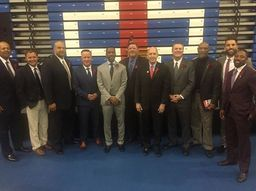 2017 DeMatha Hall Of Fame Ceremony