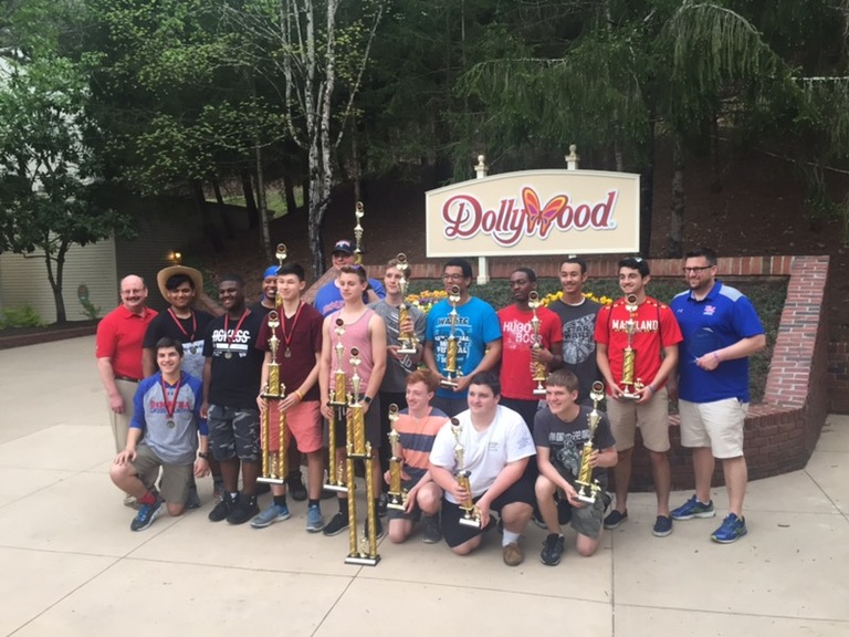 DM Instrumental and Vocal Music Win Awards In Tennessee