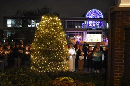 Christmas Tree Lighting On Dec. 4