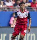 Jacori Hayes '13 Staying With FC Dallas for 2019
